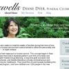 Diane Dyer, Funeral Celebrant – Web Design and Photography
